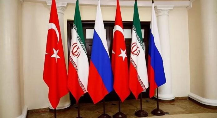 Zaharova: BMGK çerçevesinde Rusya, Türkiye ve İran arasında Astana formatında görüşme gerçekleşebilir