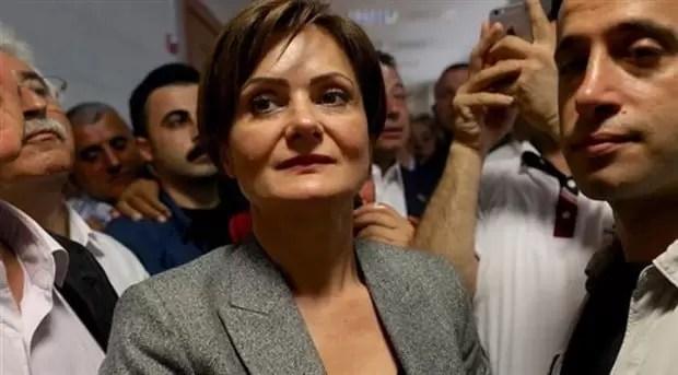 Kaftancıoğlu: Alıştıkları profilde olmadığım için hedef seçildim