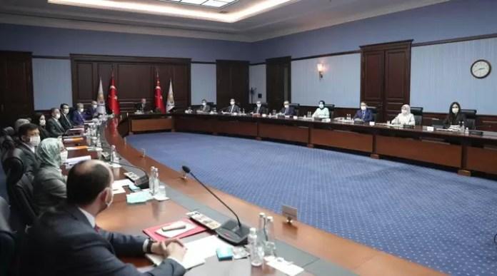AKP MYK Recep Tayyip Erdoğan