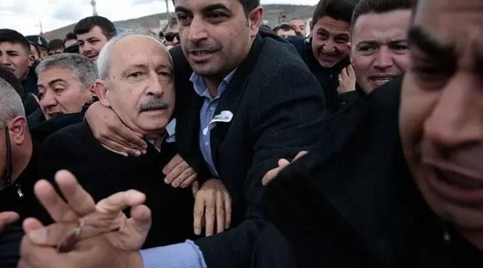 Kemal Kılıçdaroğlu linç