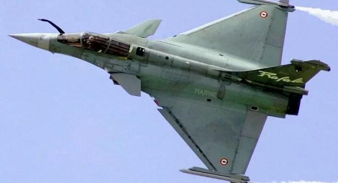 Hindistan Fransız uçakları