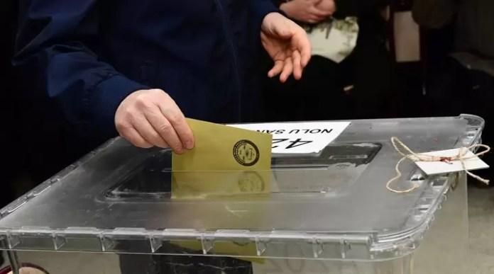 seçim oy sandığı
