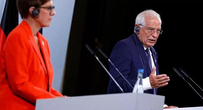 Doğu Akdeniz konulu AB toplantısı