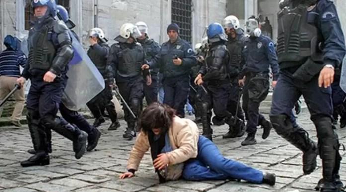 toplantı gösteri yürüyüş polis müdahale