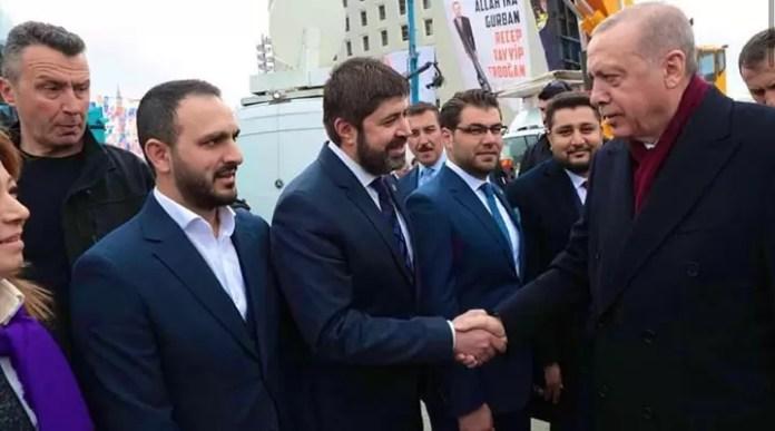 RTA Laboratuvarları Şirketi Recep Tayyip Erdoğan