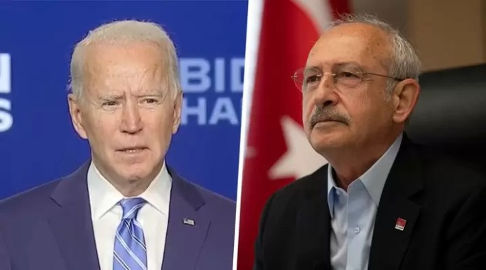 Kemal Kılıçdaroğlu Biden