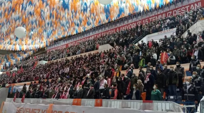 AKP kongre