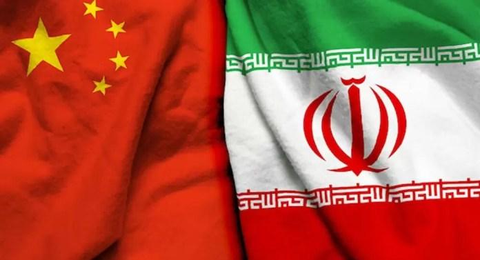 Çin İran