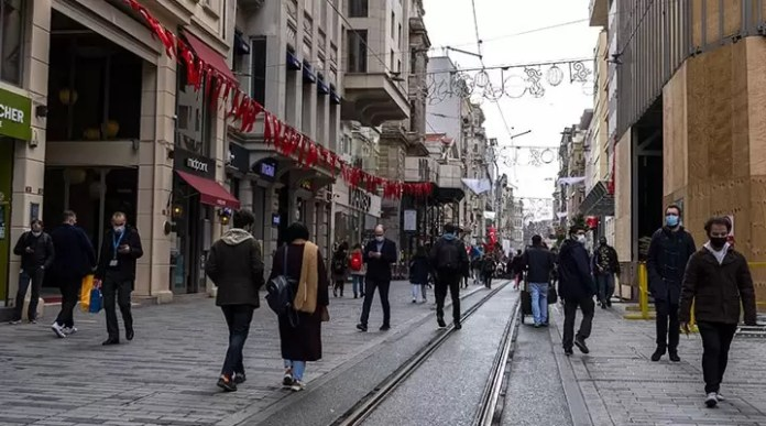 İstiklal Caddesi Taksim