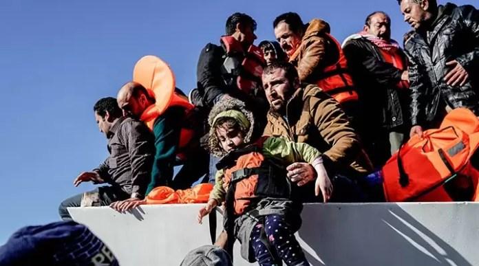 Göç sığınmacı göçmen
