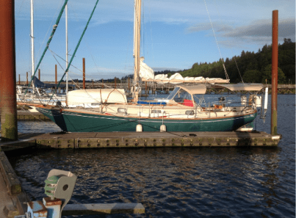 Imi Loa, Sauvie_Island_Yacht_Club