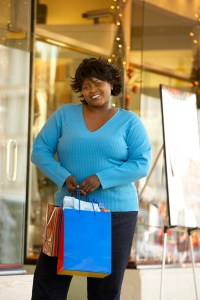 plus size clothing shopping