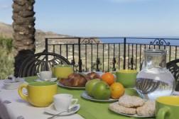 Mediterrane Villa mit Pool