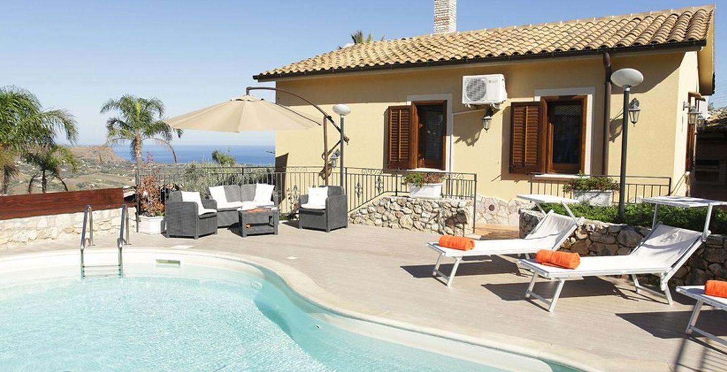 Villa Andrea - Sizilien Ferienhaus
