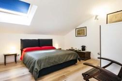 Schlafzimmer Taormina Fewo Sizilien