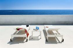 Meeresblickterrasse Sizilien Ferienhaus