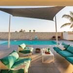 Pool Ferienhaus Sizilien