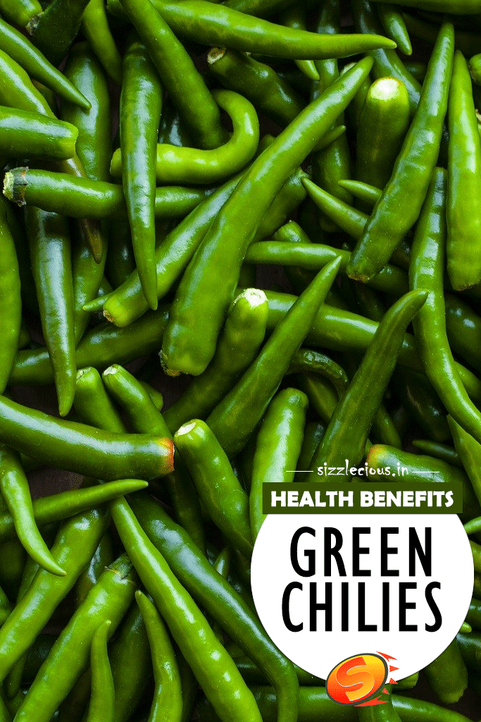 10 Unbelievable Health Benefits of Green Chilies + Possible Side Effects