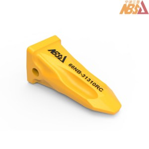 66NB-31310RC Teeth Excavator R450 R500 Bucket Teeth Bucket Point