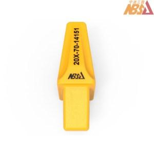 Komatsu Excavator Teeth Adaptor PC100 20X-70-14151