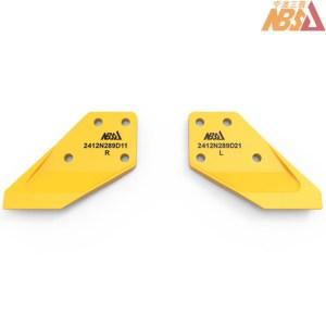 Kobelco Side Cutters 2412N289D11, 2412N289D21