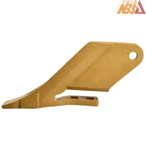 531-03209 JCB Style Double Flange Sidecutter Left Hand