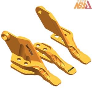 Replaceable JCB Tooth Adaptors 332C4388, 332C4389, 332C4390