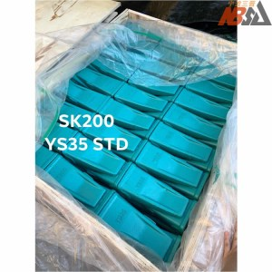 YS35 SK200 Standard Bucket Teeth