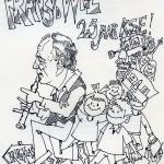 Meer dan 40 jaar tekenonderwijs… » KSE-Collega's