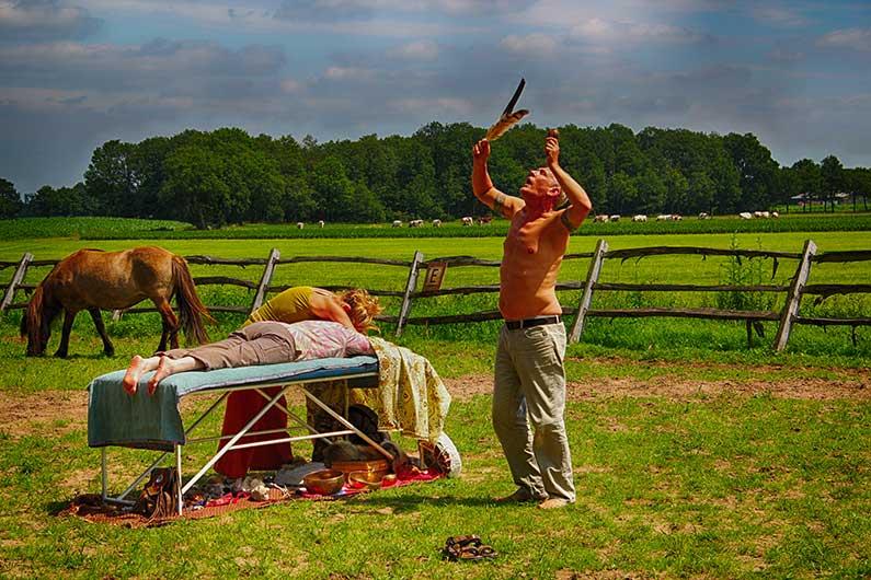 healing met paarde energie is een ongelooflijke cadeau