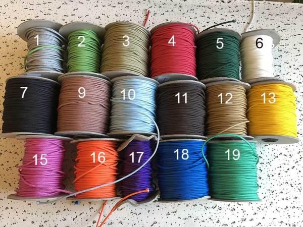 kies uuit de 17 wonderschone kleuren