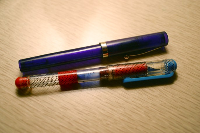 Sheaffer Viewpoint and Accu-pen Reform