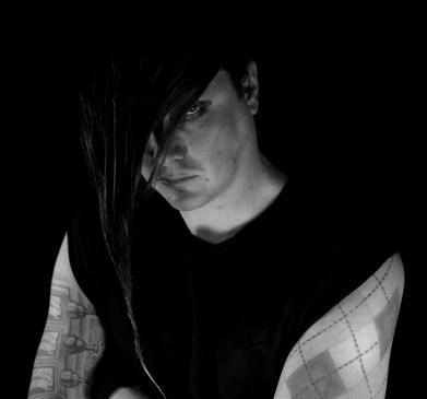Ben as Eerie Von (bass)