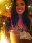 Post KDVS Radio show victory chocolate milkshake!