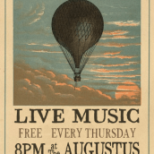 Sunset Sessions live music at the Augustus in Fremont Seattle
