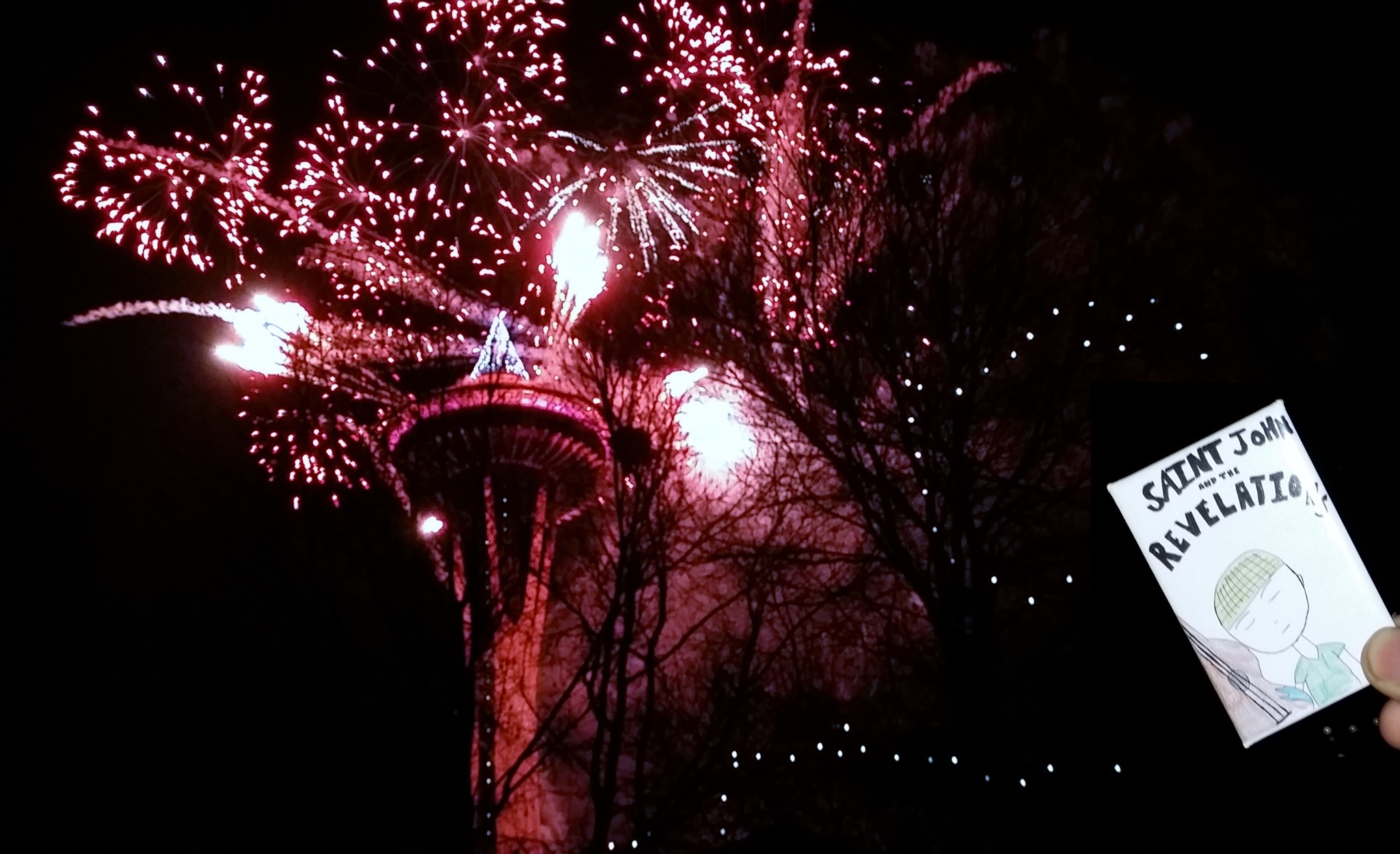 New Year's Eve Seattle 2014 (thanks Sam and Mary Ann!)