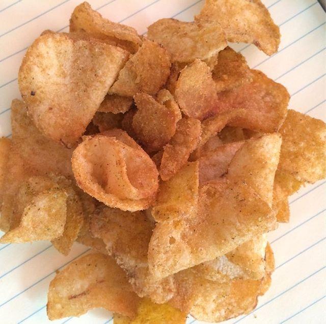 Jalapeño Chips For Breakkie