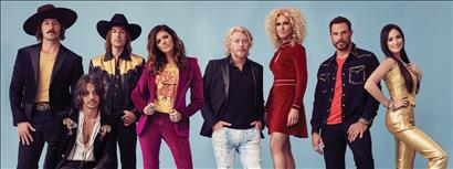 Little Big Town with guests Kacey Musgraves and Midland