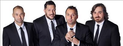 truTV's Impractical Jokers 'Santiago Sent Us Tour' starring The Tenderloins