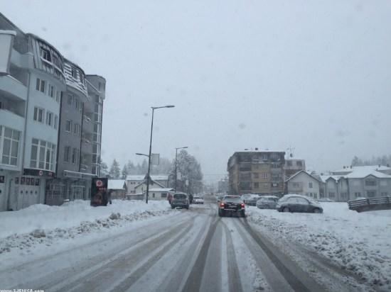 Sjenica / Snijeg / Mart 2015