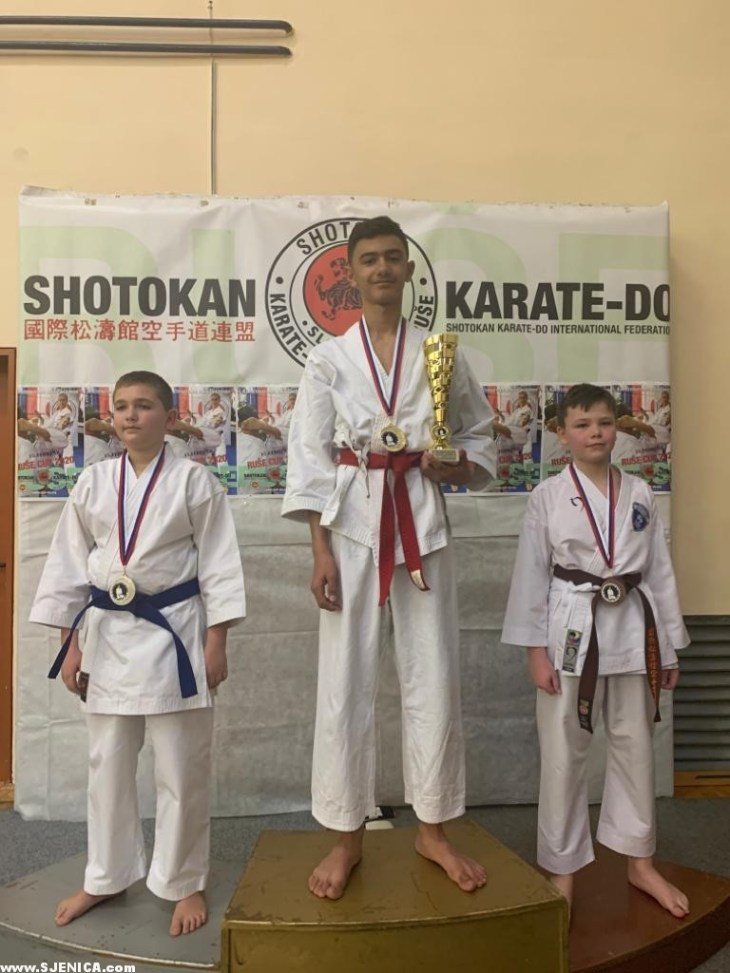 Imran Zenovic Maribor Karate Kup - Sjenicak 3