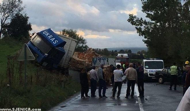 Poginuo na domak Sjenice - UDES kod Sjenice