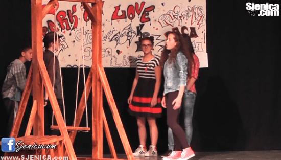 Predstava - Ah ta ljubav - Sjenica - Maj 2015