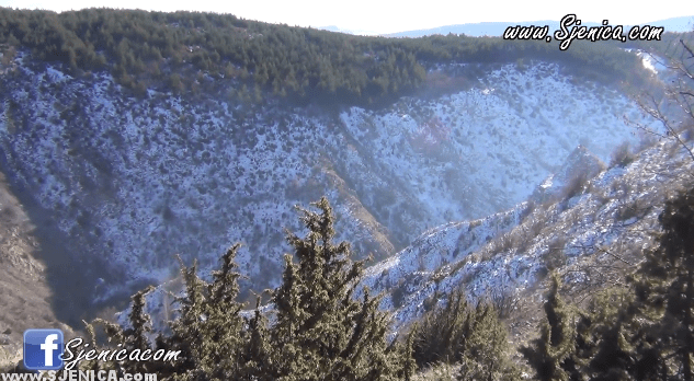 Golubnjaca Zmajevci decembar 2014