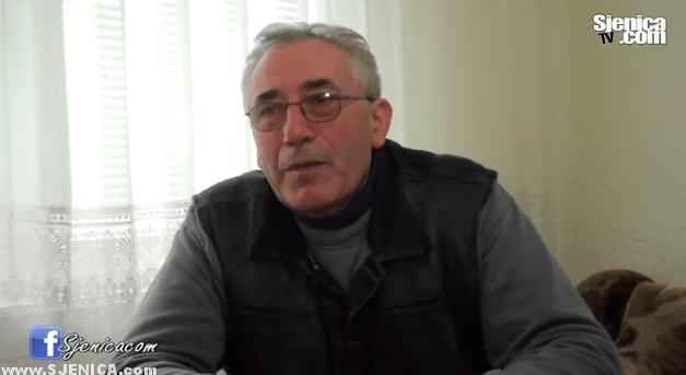Spaho Kolašinac, otac Asmira Kolašinca