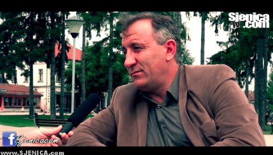 Intervju - Predsednik opštine Sjenica - Hazbo Mujović - Sjenica Jun 2015
