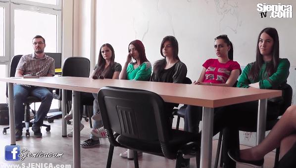 Besplatan IT kurs za zene u Sjenici / Sjenica 2015