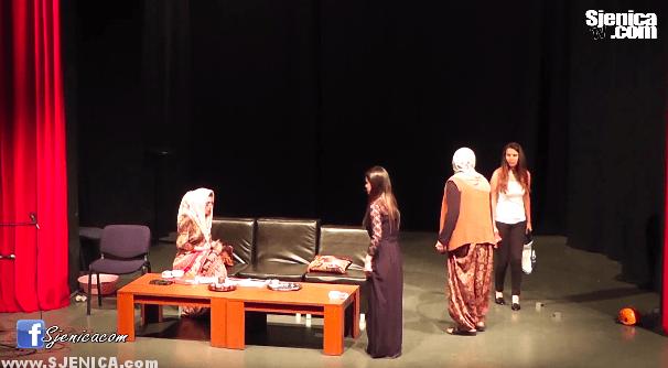 Predstava DUNP-a / Dom Kulture Sjenica / jul 2015
