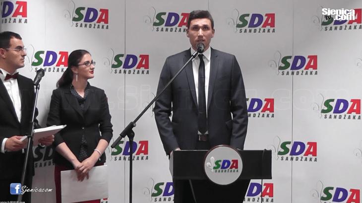 Zijah Spahovic - SDA SJENICA - Mart 2016