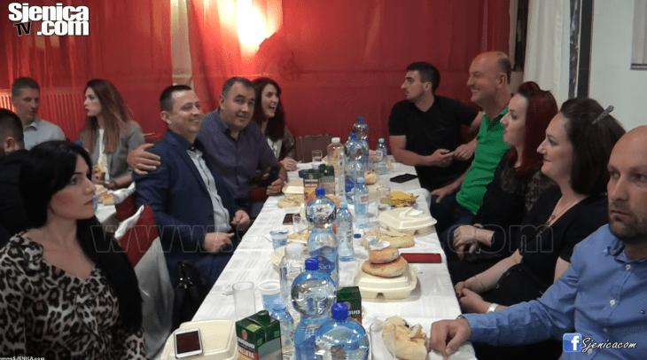 U Sjenici odrzan iftar u organizaciji Hasene i Ribat - Video - ramazan - Sjenica